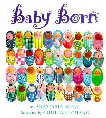 Baby Born By Suen, Anastasia/ Chang, Chih-Wei